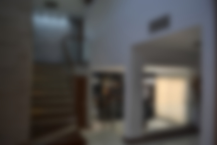 走廊 & 玄關 by bouchez arquitectos