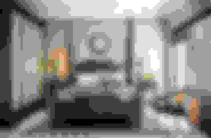 Chambre de style  par V Design Studio
