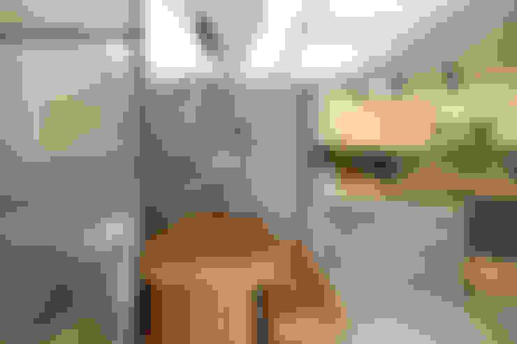 廚房 by (주)더블유디자인