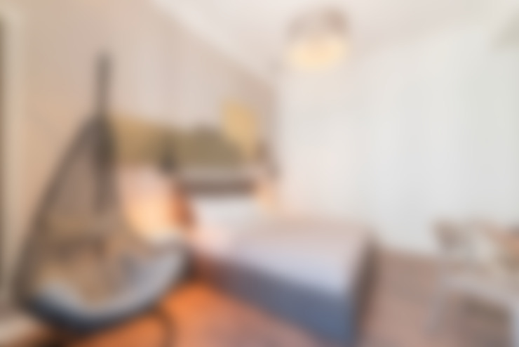 Dormitorios de estilo  por cristina bisà
