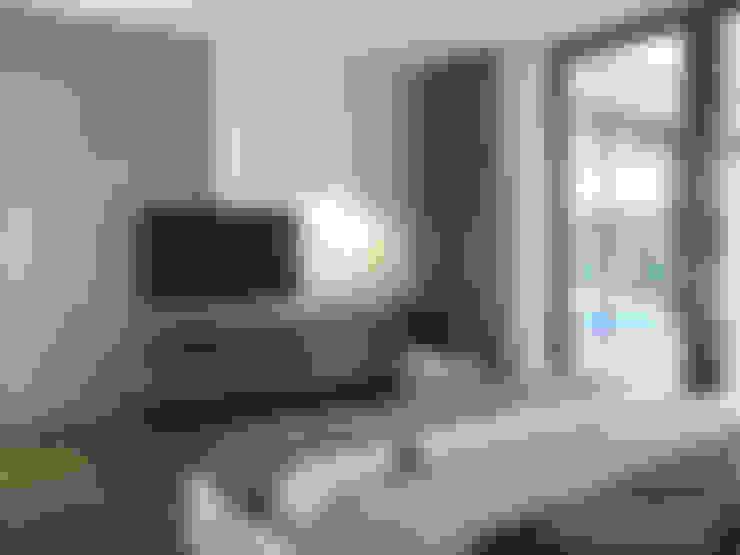 Projekt domu HomeKONCEPT 43: styl , w kategorii  zaprojektowany przez HomeKONCEPT   Projekty Domów Nowoczesnych