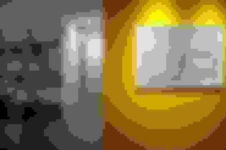 Pareti in stile  di 禾廊室內設計