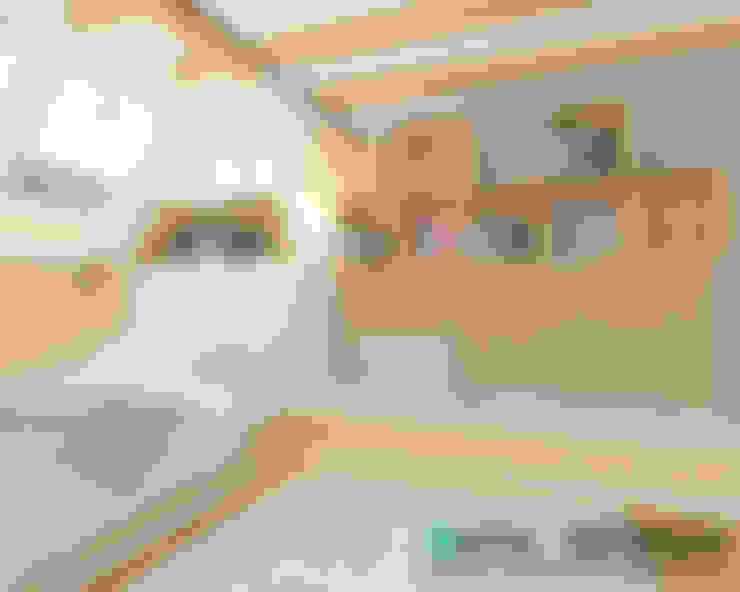 Kata Design의  어린이용 침실