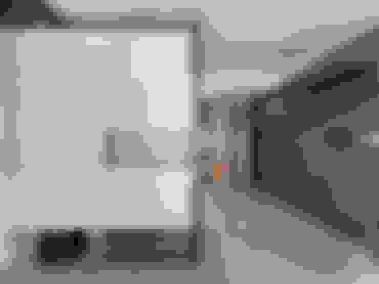 禾廊室內設計が手掛けた玄関&廊下&階段