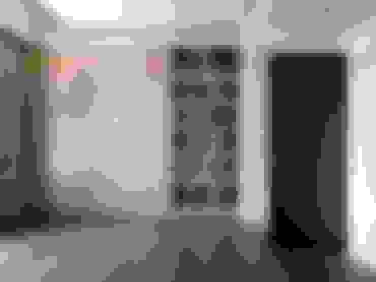 禾廊室內設計が手掛けた寝室