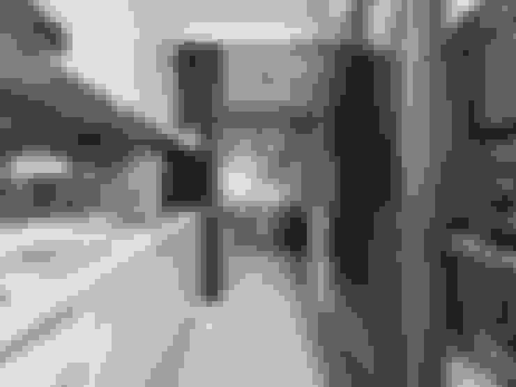 禾廊室內設計が手掛けたキッチン