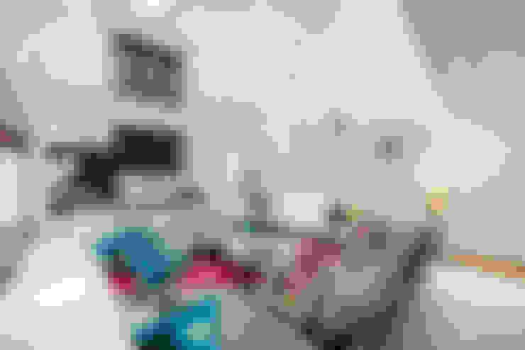 Wohnzimmer von Gracia Nano Studio