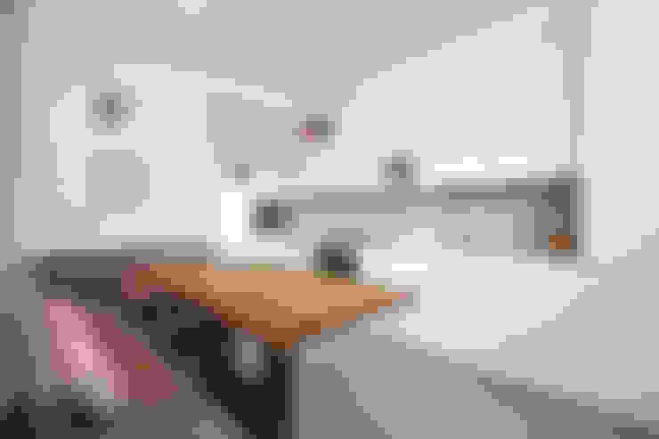 置入式廚房 by JFD - Juri Favilli Design