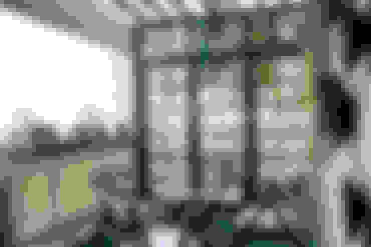Nhà để xe/Nhà kho by Grecor