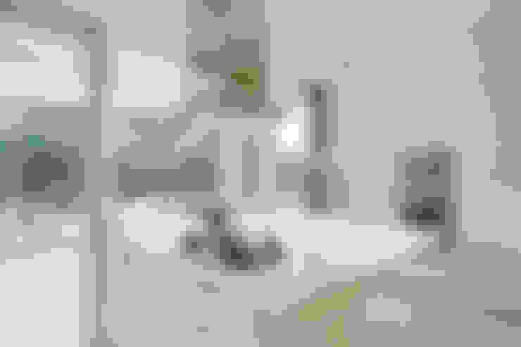 置入式廚房 by Officina29_ARCHITETTI