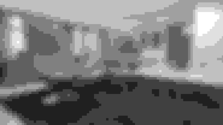 Wohnzimmer von Maria José Faria Interiores Ldª
