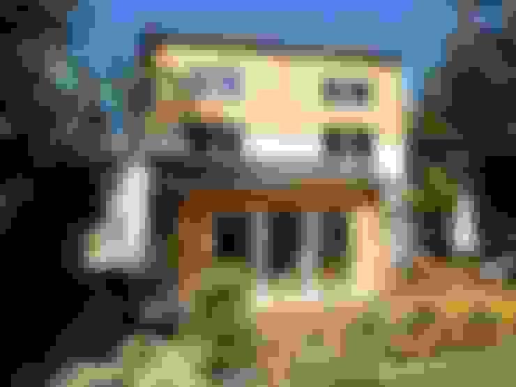 منزل سلبي تنفيذ Planquadrat-Architekten PartG mbB