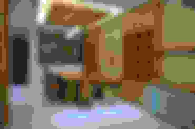 客餐廳:  客廳 by Gavin室內裝修設計