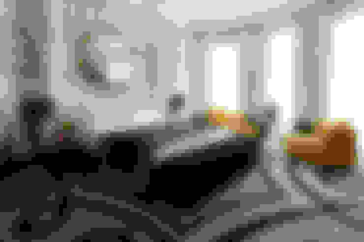 غرفة نوم تنفيذ Gökhan BAYUR