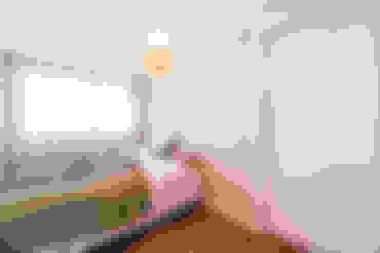 Schlafzimmer von 봄디자인
