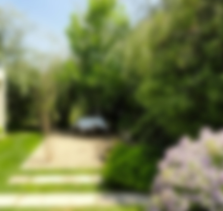 Proyecto de Paisajismo Familia Araya - Lo Barnechea, Santiago-Chile: Jardines de estilo  por Aliwen Paisajismo