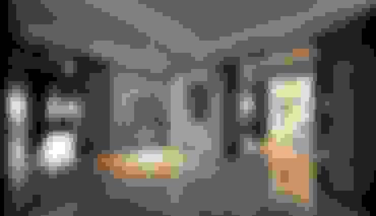 《光合‧盛燦》:  走廊 & 玄關 by 辰林設計