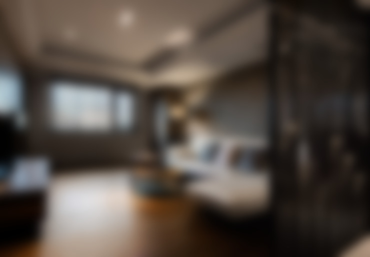 《光合‧盛燦》:  客廳 by 辰林設計