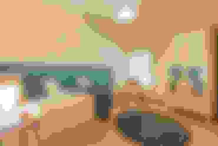 غرفة نوم تنفيذ Anna Leone Architetto Home Stager