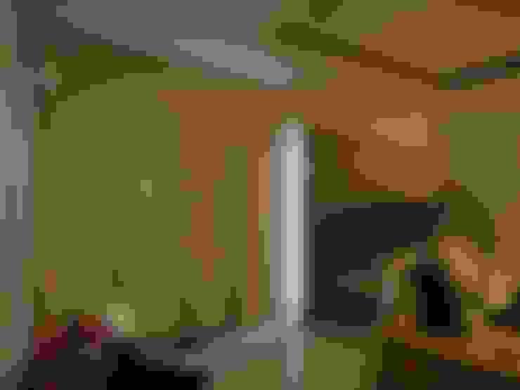 客廳改造前:   by 漢玥室內設計