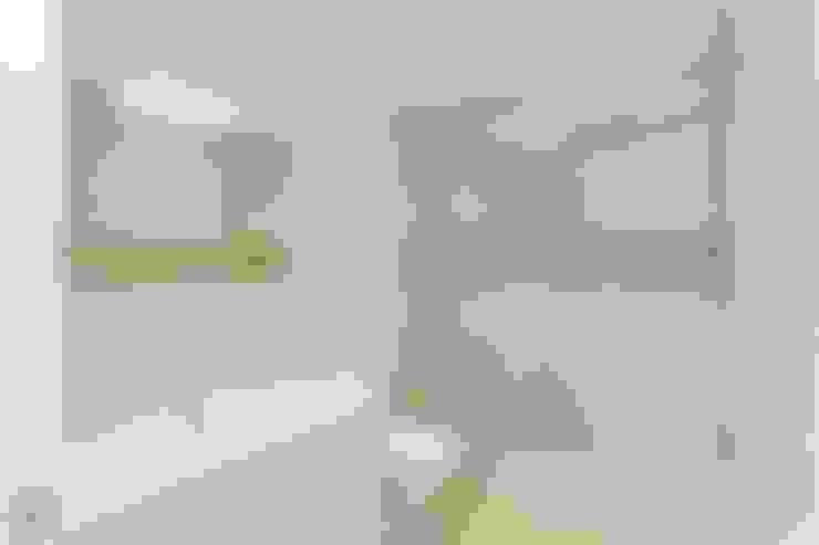 浴室 by Gramil Interiorismo II - Decoradores y diseñadores de interiores