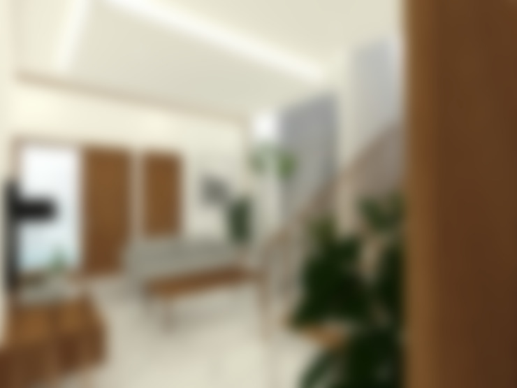 Living Room:  Ruang Keluarga by SEKALA Studio