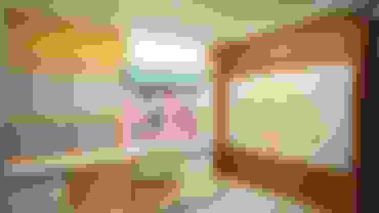 Dormitorios infantiles de estilo  por NVT Quality Build solution