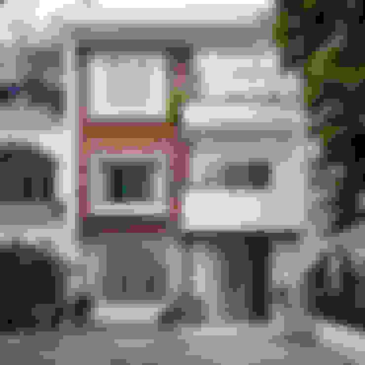 Casas unifamilares de estilo  de Công ty TNHH Xây Dựng TM – DV Song Phát