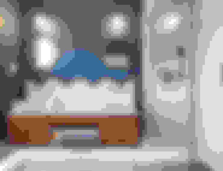 浴室 by Thomas & Spiers Architects