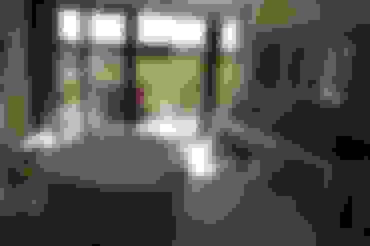 Casa en Haras San Pablo : Baños de estilo  por Estudio Dillon Terzaghi Arquitectura - Pilar