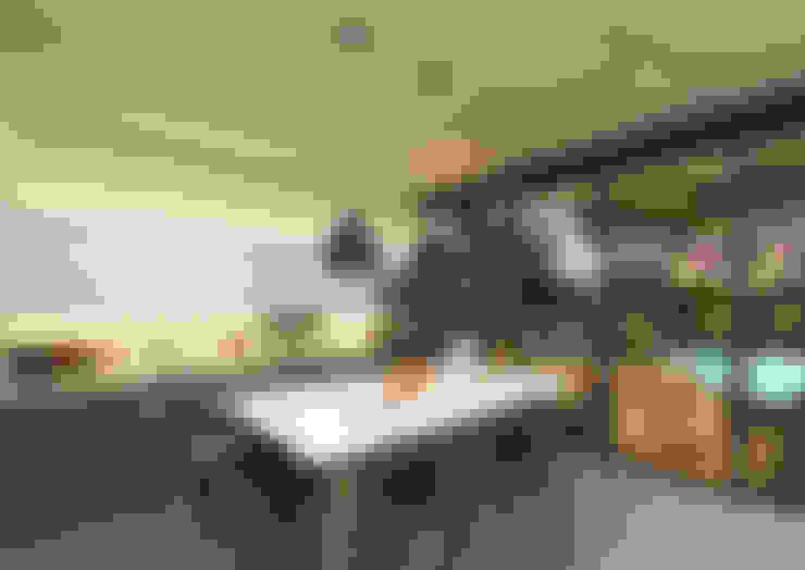 Kitchen by Heftye Arquitectura