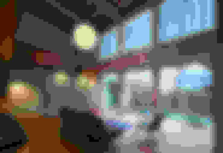 客廳 by かんばら設計室