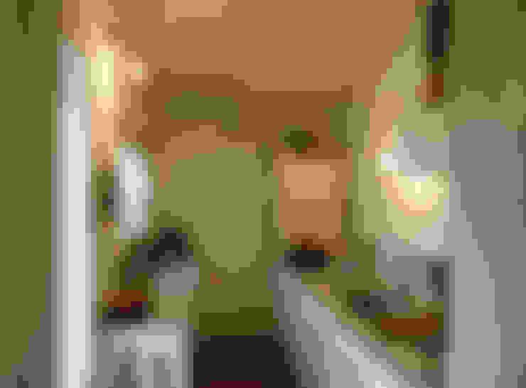 廚房 by Della Bona & Fiorentini Studio di Architettura