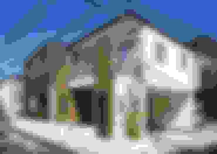 (有)中尾英己建築設計事務所의  주택