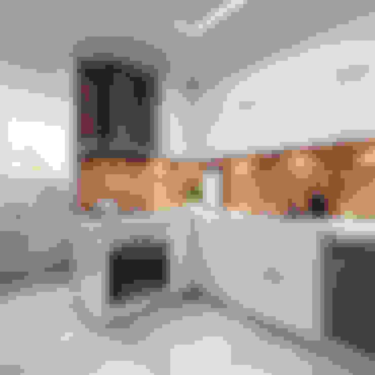 Unit dapur by Fabíola Escobar - Pratique Arquitetura