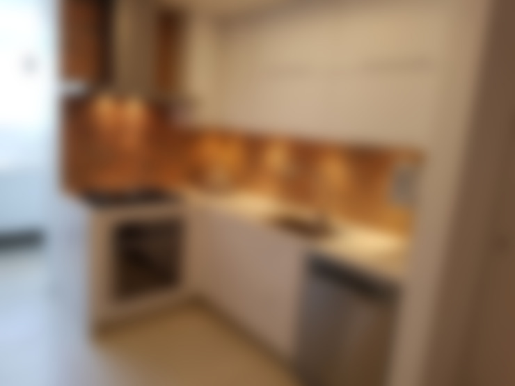 系統廚具 by Fabíola Escobar - Pratique Arquitetura