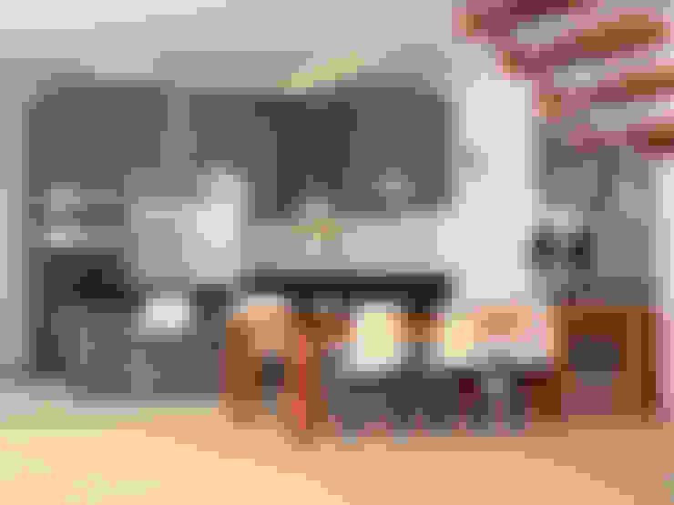Ruang Makan by Fabíola Escobar - Pratique Arquitetura