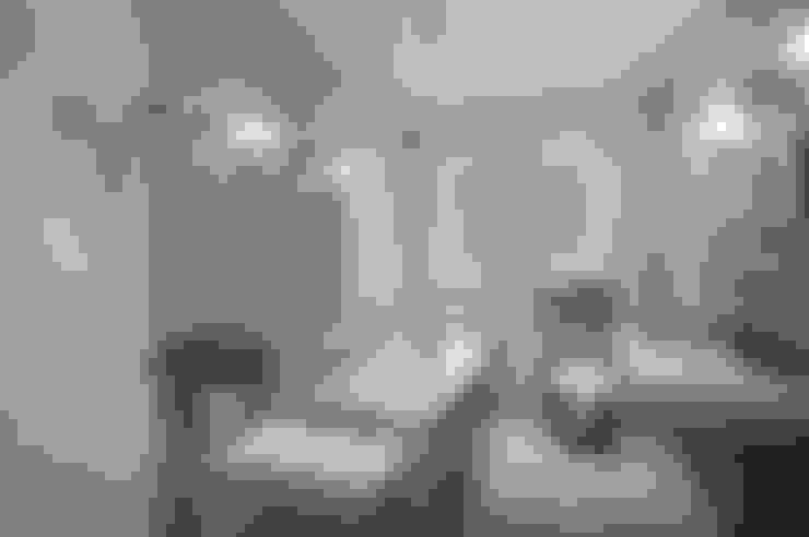 浴室 by The Matrix Urban Designers and Architects
