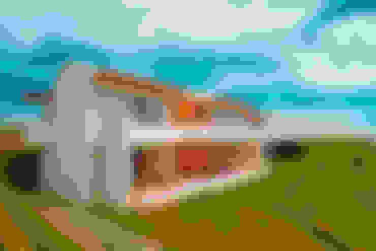 Casas  por FR ARQUITECTURA S.A.S.