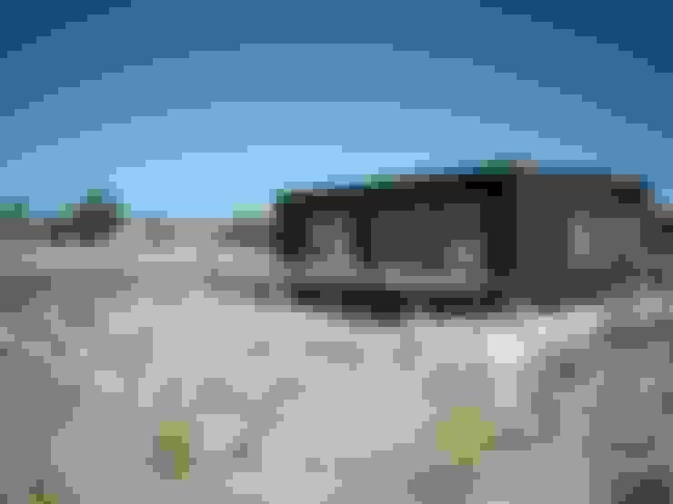 房子 by ALLEGRE ARQUITECTOS