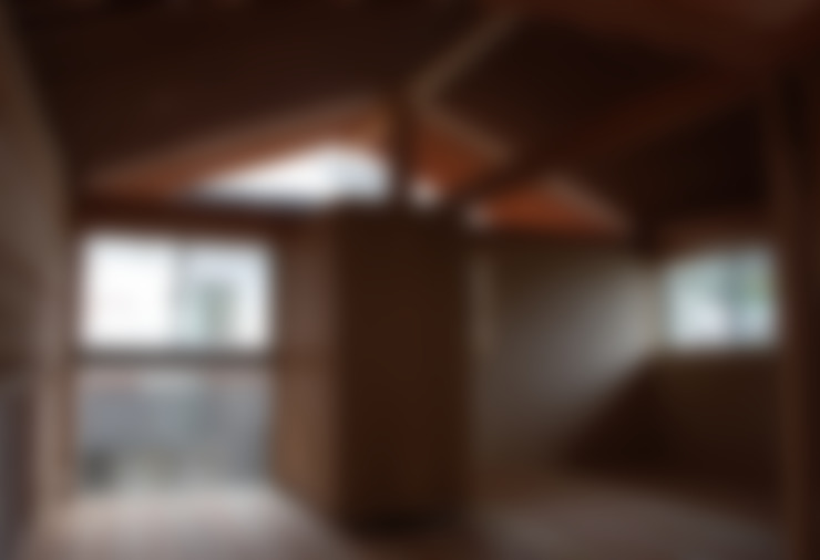 嬰兒房 by 丸菱建築計画事務所 MALUBISHI ARCHITECTS