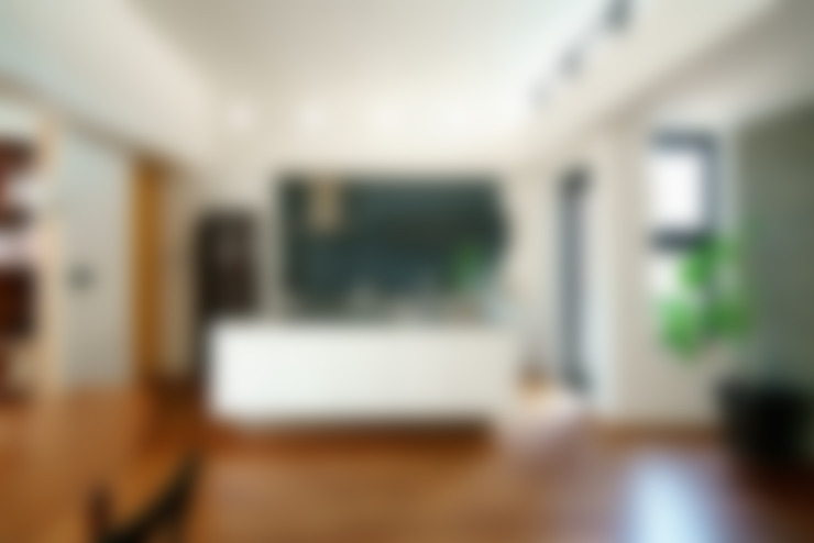 Kitchen by H建築スタジオ