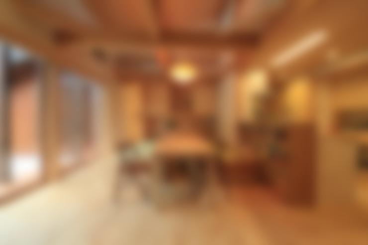 客廳 by 田村建築設計工房