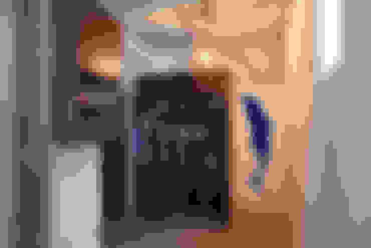Corridor & hallway by tai_tai STUDIO