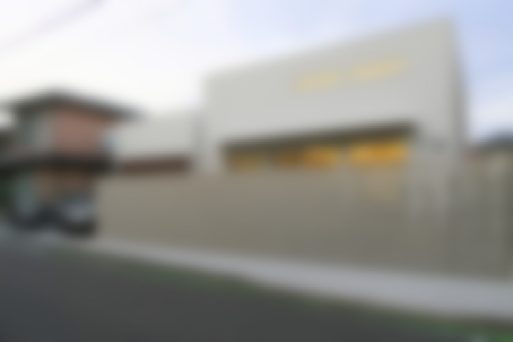 منازل تنفيذ 田所裕樹建築設計事務所