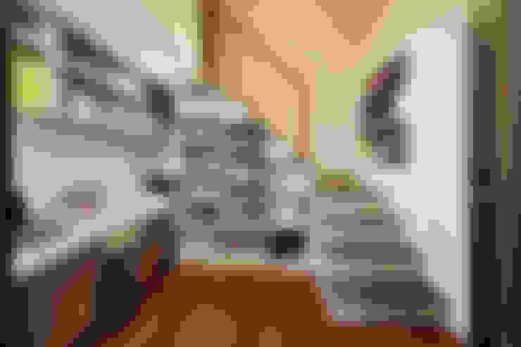 新竹寶山鄉 葉公館:  書房/辦公室 by 築室室內設計