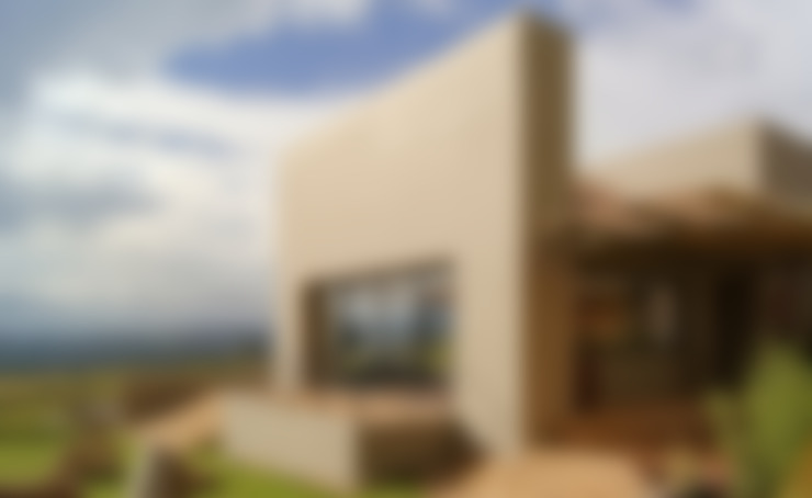 Projekty,  Domy zaprojektowane przez AMR ARQUITECTOS