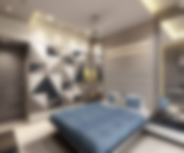 kids bedroom:  Bedroom by KUMAR INTERIOR THANE