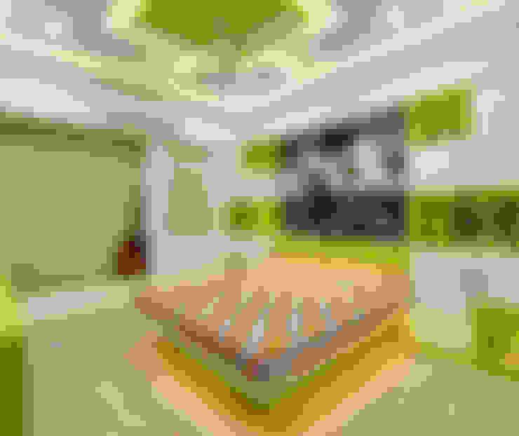Dormitorios de estilo  por KUMAR INTERIOR THANE