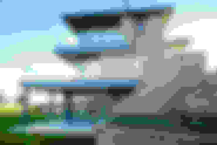 منازل تنفيذ David James Architects & Partners Ltd
